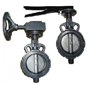 Butterfly Valve Samwoo – Cast Iron – Gear type0