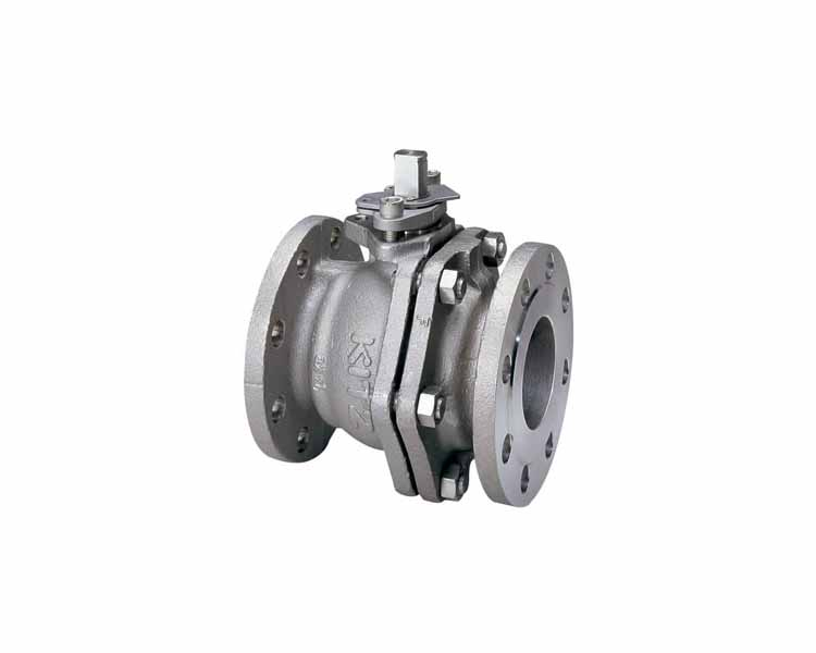 Ball valve Kitz 10STBF 10STLBF0