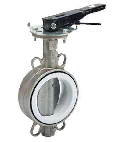 Butterfly Valve Samwoo – SUS – Lever type0
