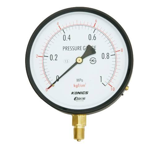 Đồng hồ đo áp suất nước – KONISE Hàn Quốc0