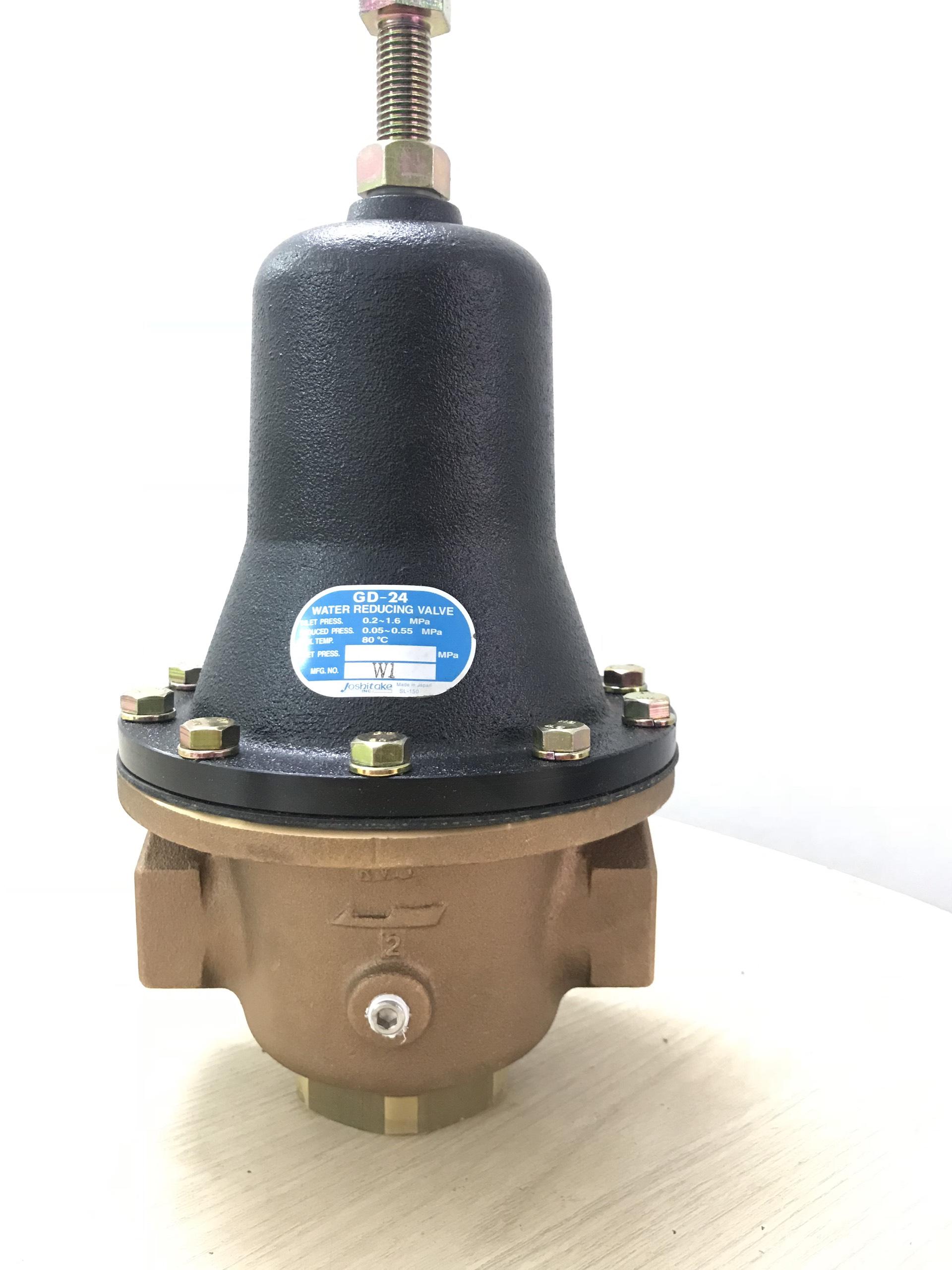 Van điều áp – giảm áp nước nóng GD-24 Yoshitake0